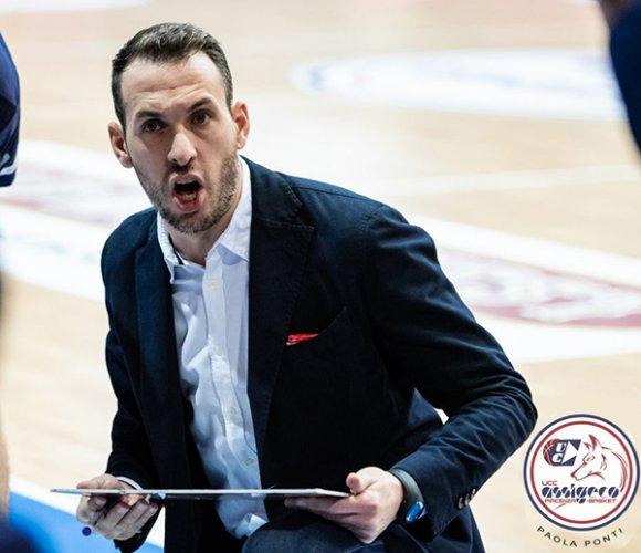 L'Assigeco Piacenza cerca l'impresa al Palasavelli nel ritorno da ex di coach Ceccarelli