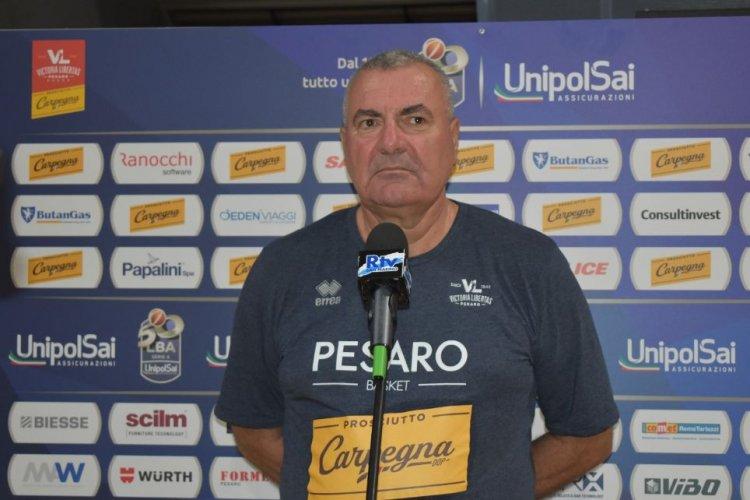 Banco di Sardegna Sassari - Carpegna Prosciutto Basket Pesaro: 99-74