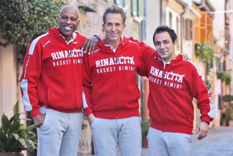 Scrimmage RivieraBanca Basket Rimini - Pallacanestro Senigallia, prepartita con Coach Bernardi