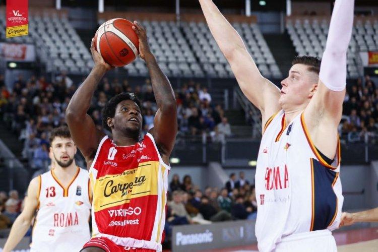 Rescissione consensuale tra Carpegna Prosciutto Basket Pesaro e Jaylen Barford