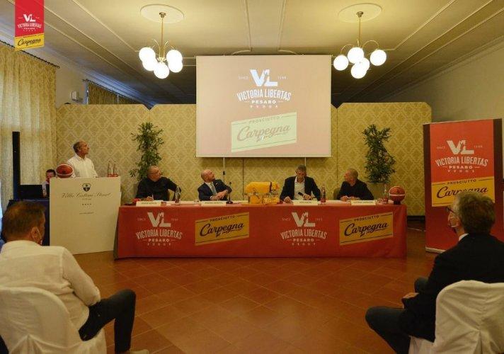 Prosciutto di Carpegna e VL Pesaro ancora insieme