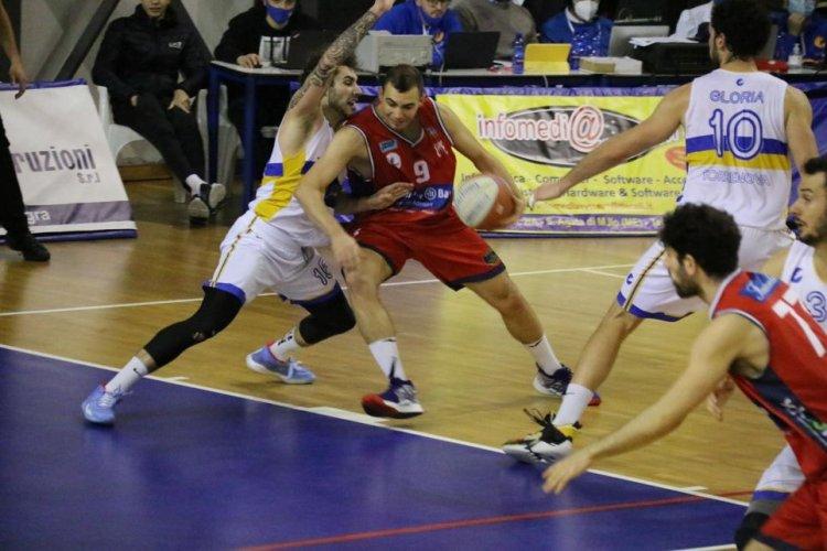 Bologna Basket 2016 - Conti va a Capo d'Orlando, arriva da Mantova Albertini