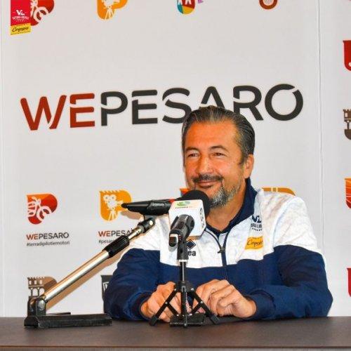 Carpegna Prosciutto Basket Pesaro: La presentazione di Coach Luca Banchi