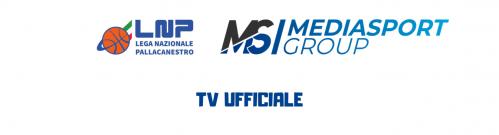 LNP - Top Secret Ferrara vs  Atlante Eurobasket Roma