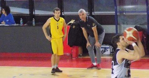 Pall. Castel San Pietro 2010  vs Basket Giallonero Intech Imola    60 - 46