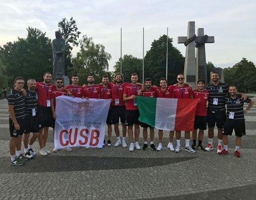 Cus Bologna Basket inserito nel girone D del campionato europeo universitario