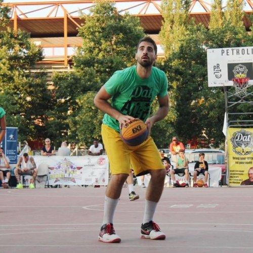 """Porto S.Elpidio Basket: nel """"pitturato"""" c'è Daniele Venditti"""