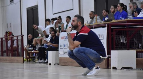 Bmr 2000 Scandiano , coach Tassinari confermato in panchina