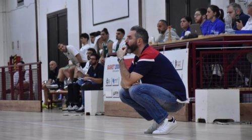 Basket 2000 BMR Reggio Emilia  - Intervista a coach Tassinari.