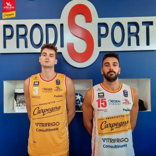 La Carpegna Prosciutto Basket Pesaro presenta le sue divise ufficiali!