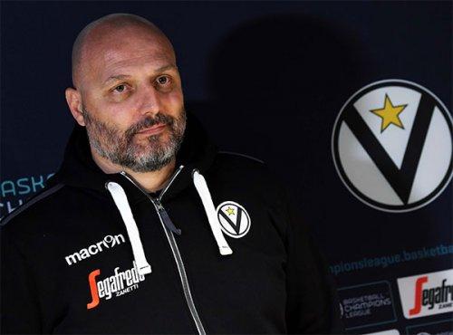 Virtus Segafredo Bologna :  Coach Djordjevic ospite ai microfoni di Radio Marca