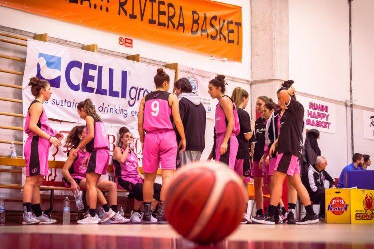 Thunder Basket Matelica  vs Rimini Happy Basket Rimini  59 - 53