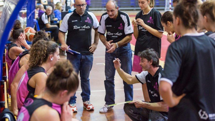 Basket Girls  - Ren - Auto Rimini  63-43 (12-11; 16-13; 17-6; 18-13 )