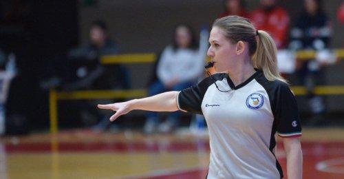 FIP - Silvia Marziali designata per l'EuroBasket Women 2021
