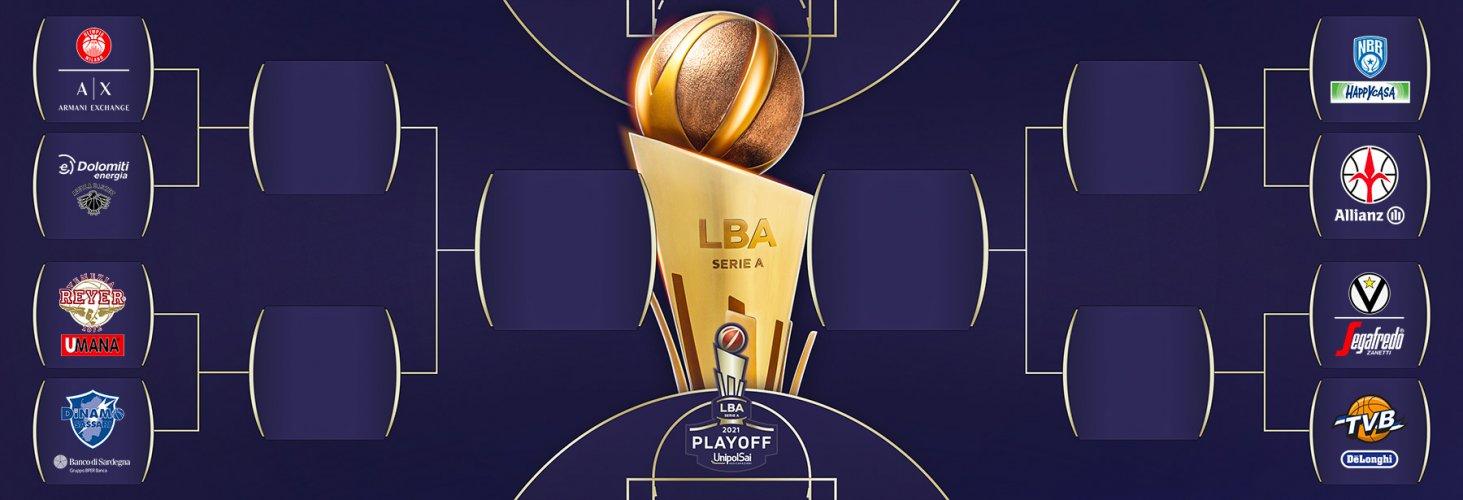 LBA - I verdetti per i playoff