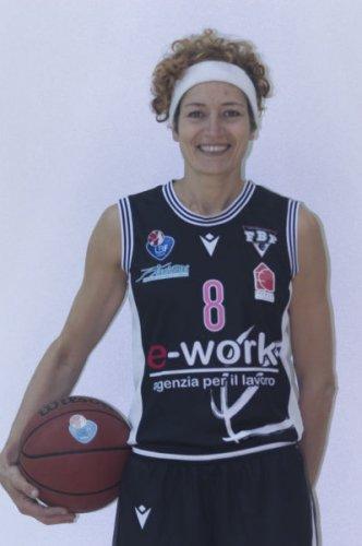 Simona Ballardini , leadership, carisma e talento puro.