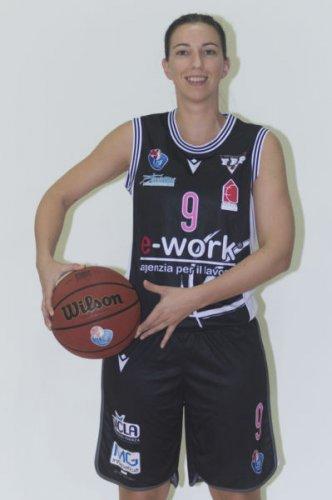 Faenza Basket Project :# 9 Silvia Caccoli is back !!