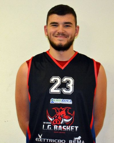 Guelfo Basket - E80 Bema Lg Competition Castelnovo Monti 90-83 (d2ts)
