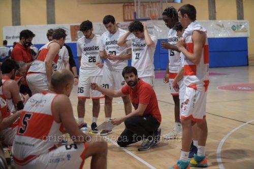 Baskèrs Forlimpopoli  vs  Granarolo Basket   70-55