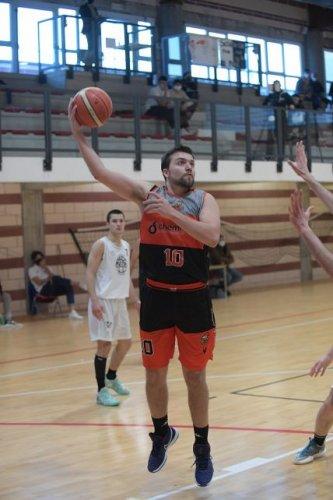 Gaetano Scirea Bertinoro vs   Baskérs Forlimpopoli   64-69