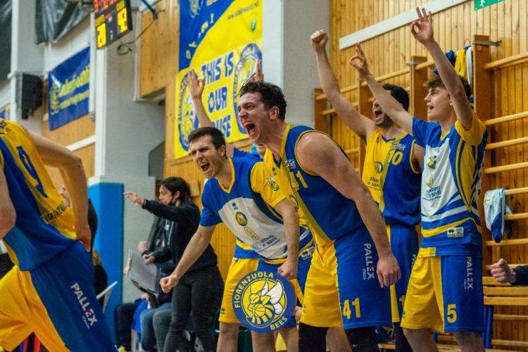 Fiorenzuola Bees, Omnia Basket Pavia ti chiama ad un'altra prova maiuscola