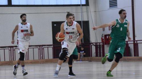 BMR 2000 Basket Scandiano : Da -17 all'overtime, poi la Bmr cade ad Imola  .