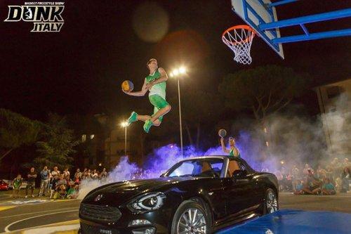 Misano basketball village 2021