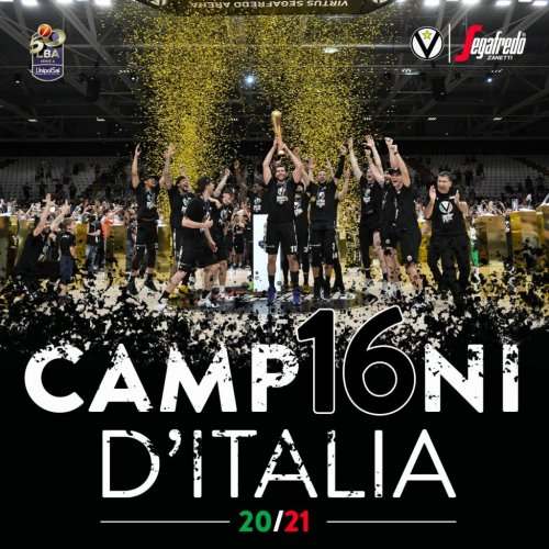 Virtus Segafredo Bologna  - Le parole dei Campioni d'Italia