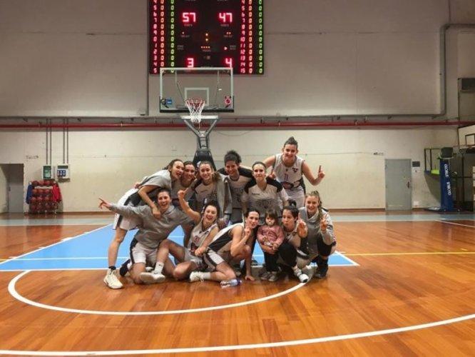 Faenza Basket Project  - Bologna Basket School   57 - 47