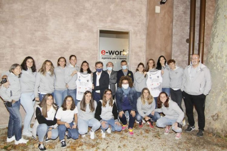 Al via la Stagione Sportiva  di Faenza Basket Project, E-Work