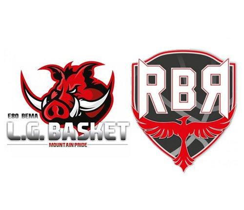 Presentazione Rinascita basket Rimini - E80 Bema LG Competition