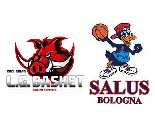 Presentazione E80 Bema LG Competition-Salus Bologna