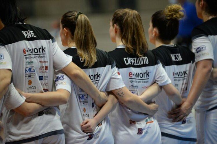 Faenza Basket Project E-Work cambia marcia nella ripresa e passa a Civitanova Marche