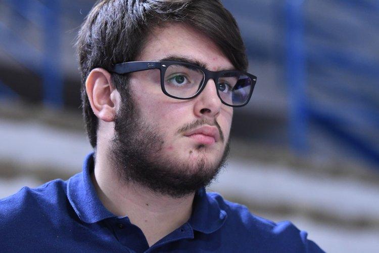 Pall. Mantovana : Edoardo Beduschi entra a far parte del mondo Stings !!