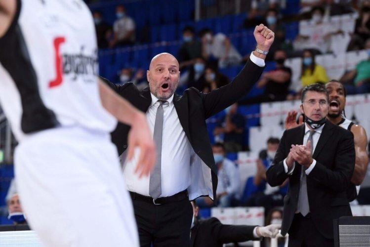 2° giornata, 7DAYS EUROCUP: le parole di Coach Djordjevic