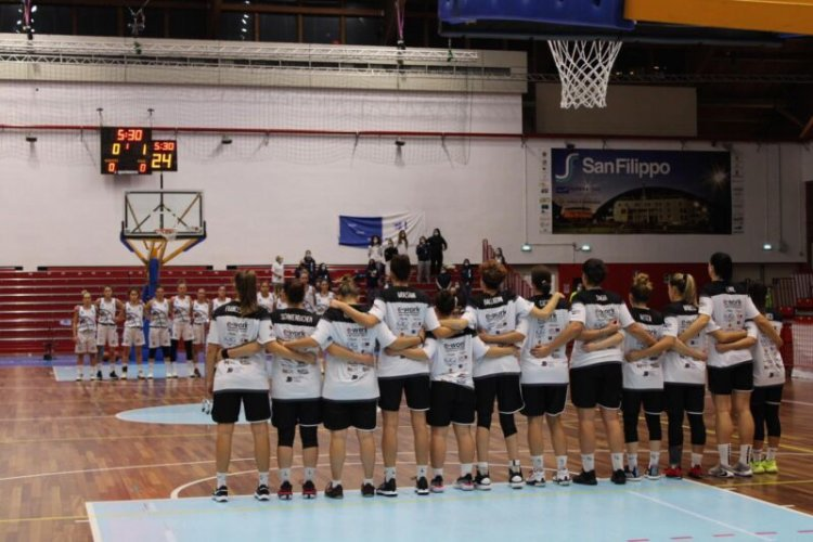 Faenza Basket Project E-Work regola il Cus Cagliari e riaggancia la vetta