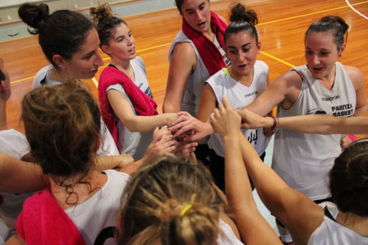 Faenza Basket Project : Buon test con Umbertide