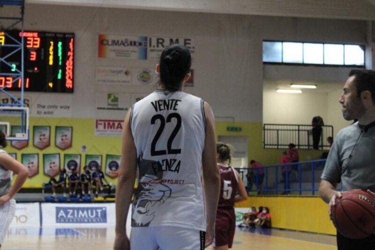 Faenza Basket Project : Superata quota 100 nell'esordio contro la Feba Civitanova Marche