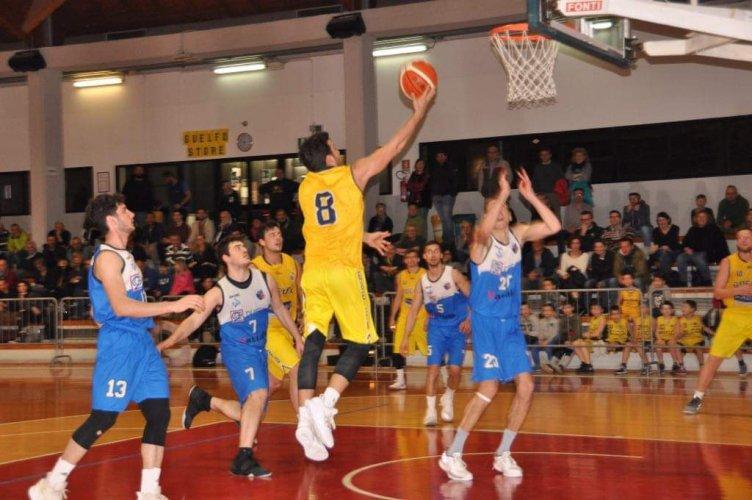 A San Valentino il Guelfo Basket  affronta L.G. Competition