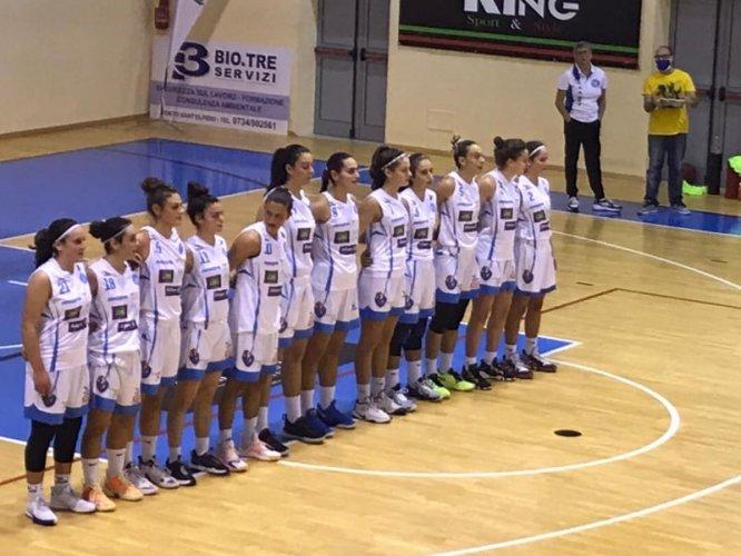 La Feba Civitanova Marche cede al Brixia Basket