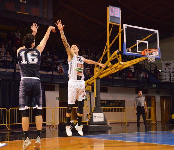 Amadori Tigers Cesena – NPO Gordon Olginate 74 -55