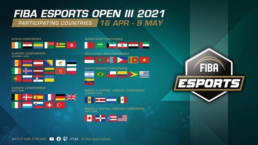 FIBA Esports Open. La terza edizione sta per partire. etalbasket gioca dal 7 al 9 maggio    13 Aprile 2021