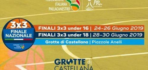 La Feba Civitanova è attesa dalla finale nazionale under 18 femminile di 3vs3