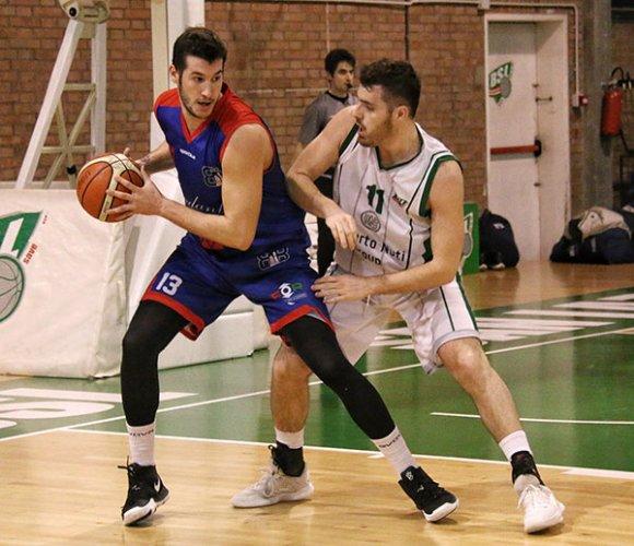 BSL San Lazzaro - Bologna Basket 2016: 84-83