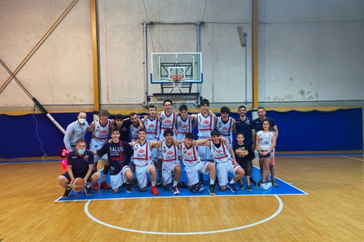 Playout Serie D 20/21: Salus Pallacanestro Bologna – Vico Basket 81-55