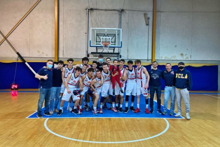 Salus Pallacanestro Bologna – Basket Village Granarolo  68-67