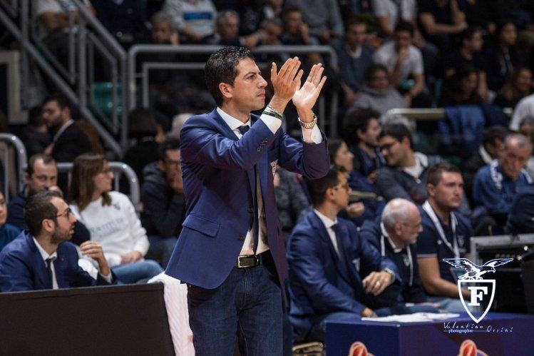 Antimo Martino è il nuovo allenatore della Fortitudo Bologna Kigili!