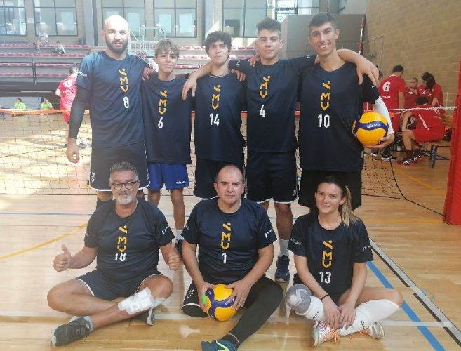 Modena Sitting Volley vince il torneo Città di Verona