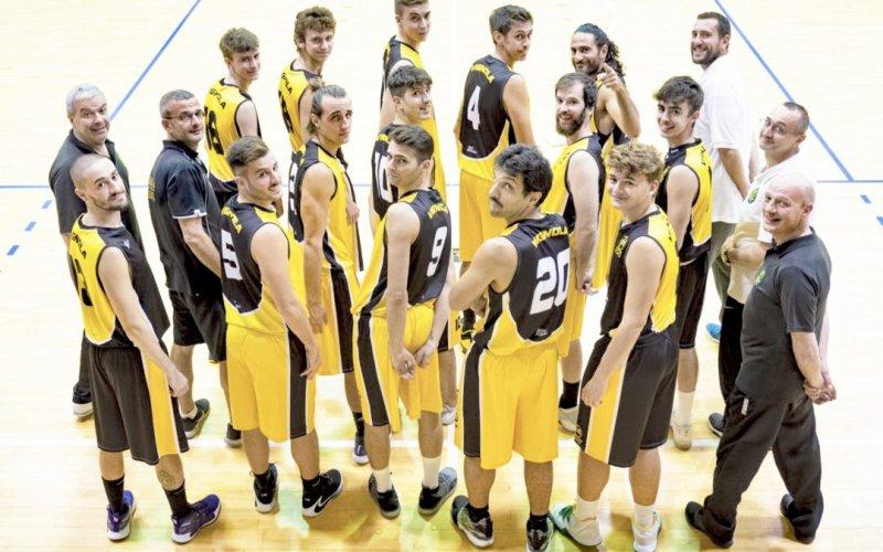 Veni Basket Pizzoli   vs Scuola Pall.  Vignola  74 - 89