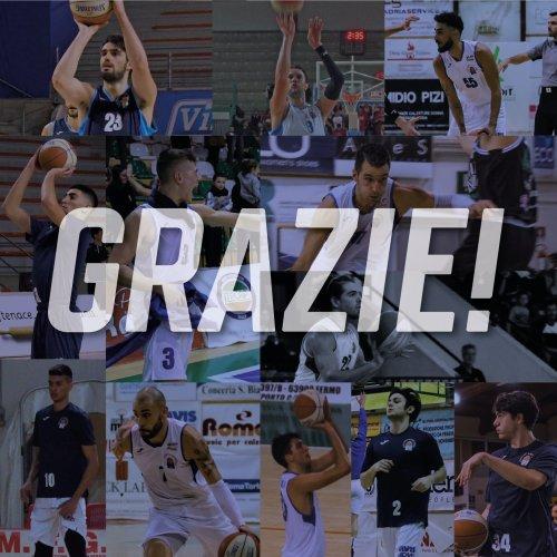 Porto S.Elpidio Basket: gli atleti lasciano la città.